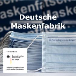10.000 x OP-Maske EN 14683:2019 - BFE 99% - CureProtect Classic Typ IIR / DDD