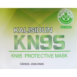 50 x KALISIDUN KN95 Gesichtsmaske, GB2626-2006