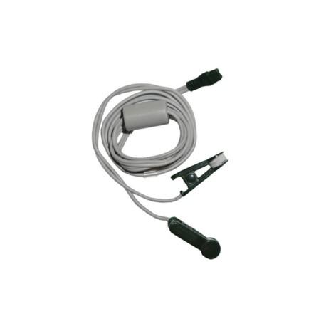 Ohrclip-Elektrode für den Alpha-Stim M
