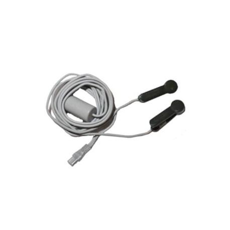 Ohrclip-Elektrode für den Alpha-Stim AID