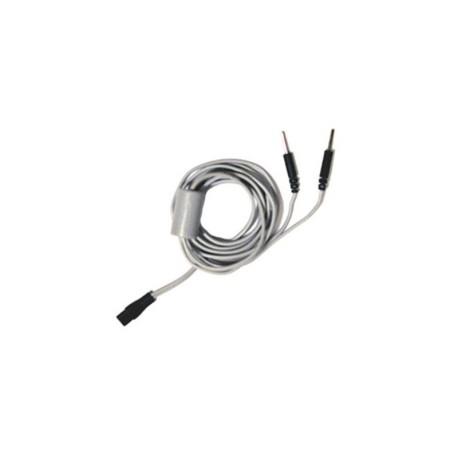 Alpha-Stim M Ersatzkabel für den Anschluss der Elektrodensticks und Silberelektroden-Pads (1 Stück)
