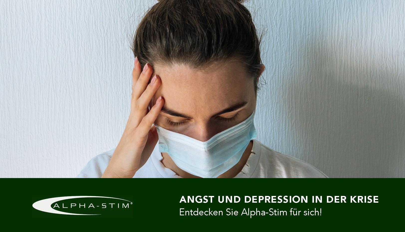 Angst und Depression in der Krise