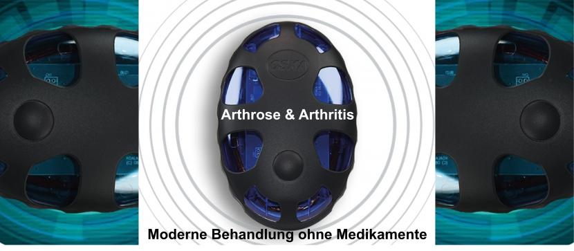 Arthrose und Arthritis: Moderne Behandlung ohne Medikamente