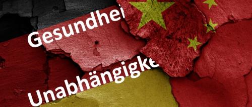 Good bye, du schöner Gedanke von der Unabhängigkeit von China