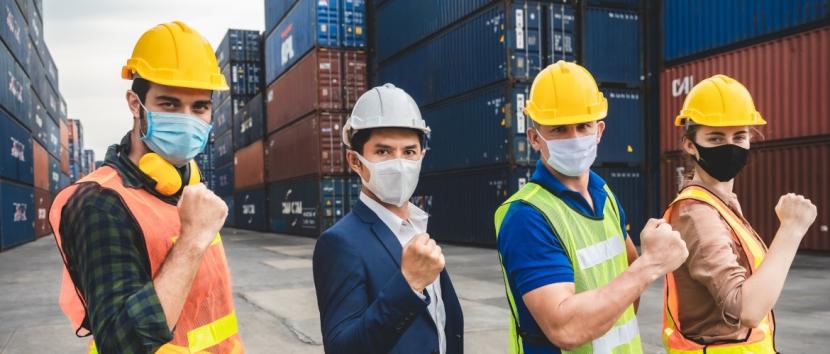 Kräftemessen mit China? Lieferchaos - Corona Fall sorgt für Unterbrechung der weltweiten Lieferketten